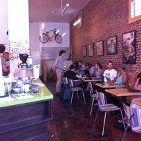 Photo taken at Cafe de Leche by Jose M O. on 8/28/2012