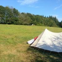 Photo taken at Camping Les Saules, Sussac, France. Naturisten Camping by Erik K. on 8/14/2012