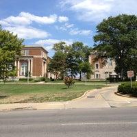 Photo taken at University of Cincinnati by Cameron M. on 8/12/2012