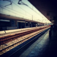 Photo taken at Padua Railway Station (QPA) by Paolo U. on 5/30/2012