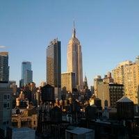 Photo taken at Four Points by Sheraton Manhattan Chelsea by Warren J. on 5/11/2012