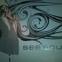 Photo taken at Corbu Lounge by Jeska N. on 3/24/2012