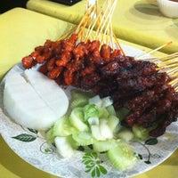 Photo taken at Pasir Panjang Food Centre by Soffian on 4/15/2012