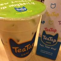 Снимок сделан в TeaTap Cafe пользователем Mark I. 3/24/2012