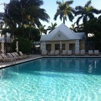 Photo taken at The Ritz-Carlton Key Biscayne, Miami by Sasha on 5/2/2012