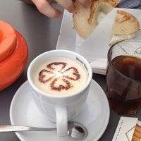 7/2/2012にLiana S.がblueorange - coffee & bagelで撮った写真