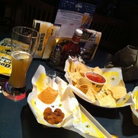 Photo taken at Buffalo Wild Wings by Jared K. on 7/10/2012