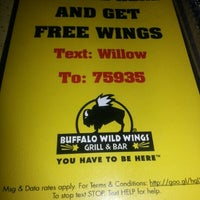 Photo taken at Buffalo Wild Wings by A J. on 8/15/2012