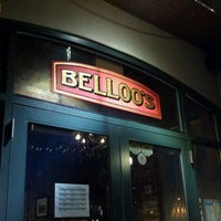 Photo taken at Belloo's by Kevin W. on 3/8/2012