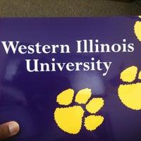 Photo taken at Western Illinois University by Abdulaziz A. on 6/19/2012