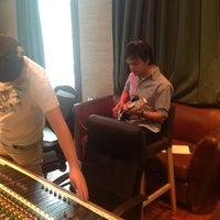 Photo taken at RAK Studios by Marc C. on 5/8/2012