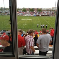 Photo taken at Glenwood High School by Brian W. on 9/2/2012