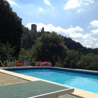Photo taken at Villa Le Capanne by SirCambiozzi on 7/7/2012