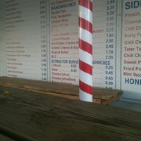 Photo taken at Hunts Dairy Bar by Taylor B. on 3/24/2012