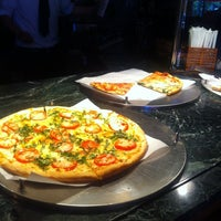 "Photo taken at Johnnie's New York Pizzeria by Danielle ""Norm"" F. on 6/26/2012"