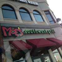 Photo taken at Moe's Southwest Grill by Allie S. on 7/6/2012