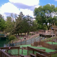 Photo taken at Adventure Golf by Mojo on 8/18/2012
