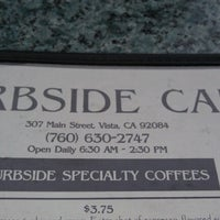 Photo taken at The Curbside Cafe by Nikkee M. on 7/4/2012