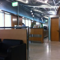 Photo taken at Melina Merkouri Lounge by KoNstaNtinoS S. on 5/17/2012