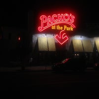 Photo taken at Packo's at the Park by Eric on 8/12/2012