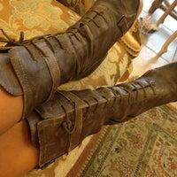 Photo taken at T.Georgiano's Shoe Salon by Tatyana S. on 9/10/2012