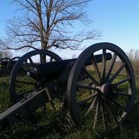 Photo taken at Gettysburg National Military Park by Lin C. on 4/3/2012