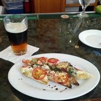 Photo taken at Johnnie's Restaurant by Kacie H. on 4/3/2012