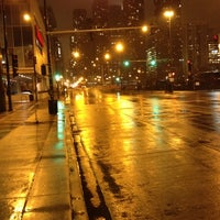Photo taken at CTA Bus Stop 440 by Mark B. on 2/16/2012