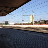 Photo taken at Stazione FS San Bonifacio by Nicola Z. on 6/17/2012