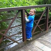 Photo taken at Rice Creek Regional Trail by Dustin R. on 5/17/2012