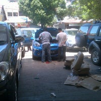 Photo taken at Jakarta Motor Auto Accesories Car Audio & Parts by Alid D. on 3/19/2012