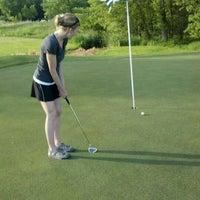 Photo taken at Whispering Springs Golf Club by Luke P. on 6/4/2012