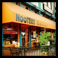 Photo taken at Hooters of Gaslamp by Kevin N. on 7/12/2012