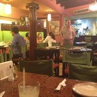 Photo taken at Ozone Café by Jackomoon on 9/10/2012