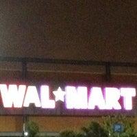 Photo taken at Walmart Supercenter by Michelle on 8/25/2012