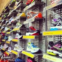 Photo taken at JackRabbit Sports by Yesbelt F. on 4/17/2012