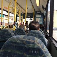 Photo taken at Haymarket Bus Station by Ra-e B. on 4/21/2012