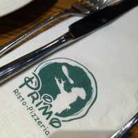 Photo taken at Primo Pizzeria by Sandra L. on 5/19/2012