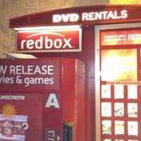 Photo taken at Redbox by Justin C. on 3/16/2012
