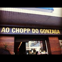 8/26/2012にDani V.がAo Chopp do Gonzagaで撮った写真