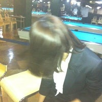 Photo taken at ビリヤード・ロサ by Akihiro U. on 5/24/2012