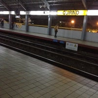 Photo taken at LRT 1 (Quirino Station) by Biey A. on 3/13/2012