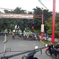 Photo taken at SPBU Pertamina by Teuku Indra on 3/29/2012