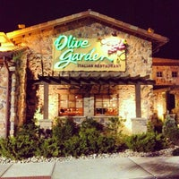 Photo taken at Olive Garden by Anthony S. on 9/4/2012