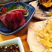 Photo taken at 写楽 by Satoshi H. on 6/15/2012