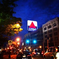 Photo taken at Kenmore Square by Kristen B. on 7/21/2012