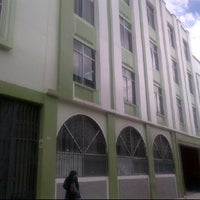 Photo taken at Gobierno Provincial Loja by Mauricio A. on 6/20/2012