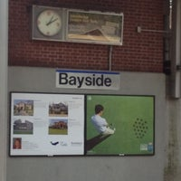 Photo taken at LIRR - Bayside Station by Rosemary O. on 5/27/2012