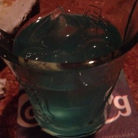 Photo taken at Euros Bar & Dine by Jesselyn on 8/18/2012