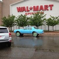Photo taken at Walmart Supercenter by Robbie H. on 4/29/2012